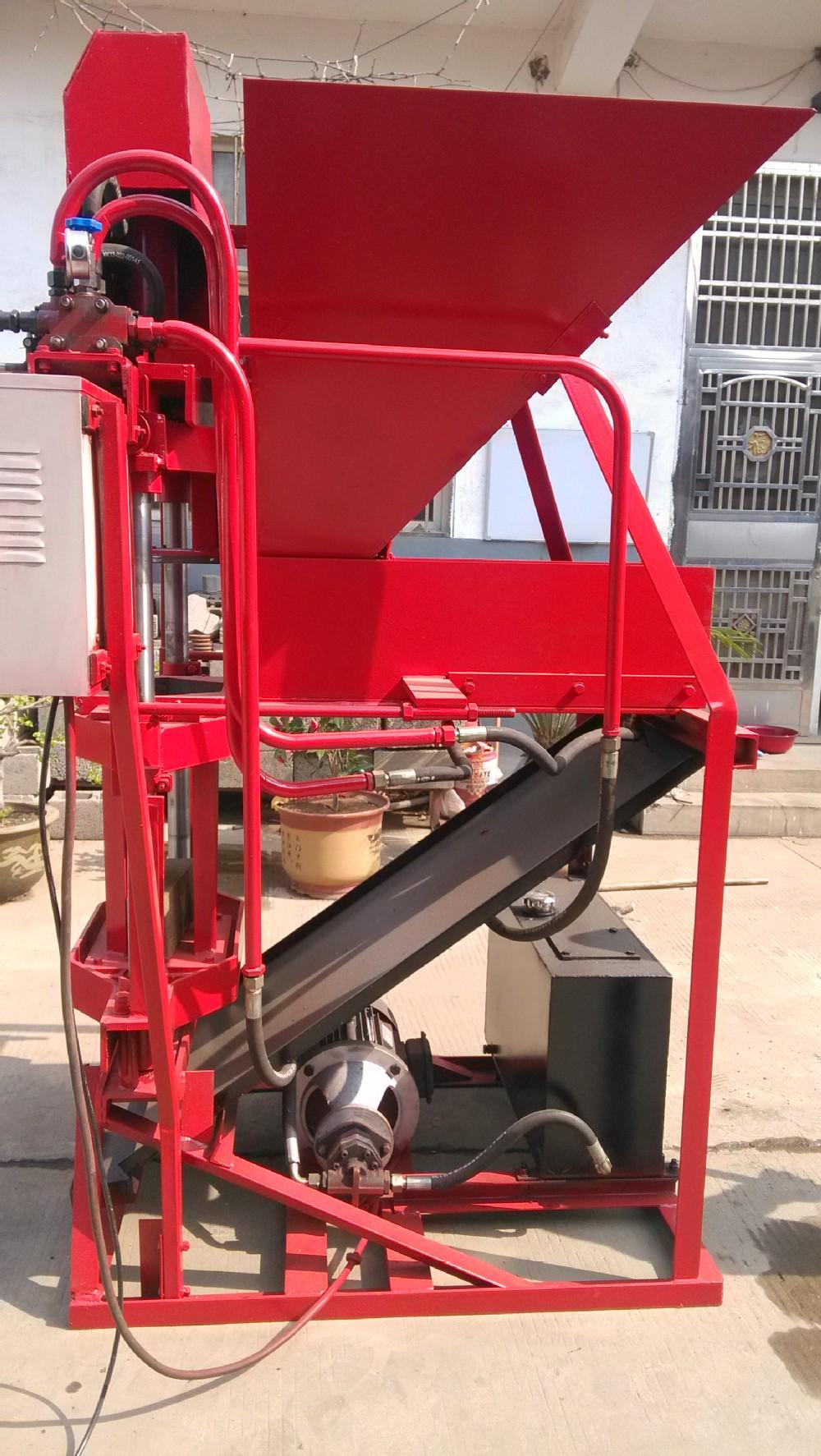 Presse hydraulique machine de brique bloc machine de la terre eco 2700 types de produits industriels