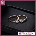 cristal anillo para novia