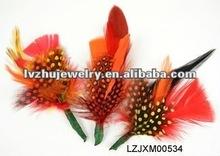 feather hair pins LZJXM00534