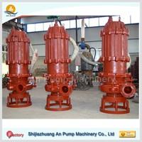 new underwater low pressure sewage water pumps