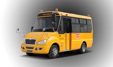 Dongfeng 4x2 18 Seats Mini School Bus For Sale