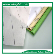 17gsm custom logo printed tissue paper wrapping paper
