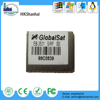 High performance globalsat EB-3531 module sirf star iii gps chipset