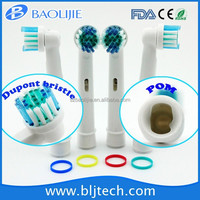 Factory Wholesale Oral Brush Head Electric Toothbrush Heads Compatible Oral B Toothbrush