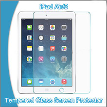 Wholesale 9h 0.33mm 2.5D round edge Tempered Glass Screen Protector for ipad mini