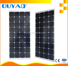 high efficiency USA sunpower solar panel 100w mono solar panel manufacturer price