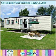 Steel frame Insulated sandwich panel prefab house/house container for sale