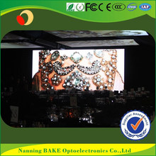 Indoor P5 fixed full color led counter display