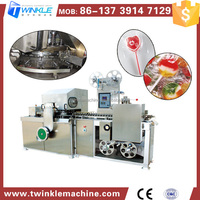 China Wholesale Websites Flat Lollipop Wrapping Machine/packing Machine