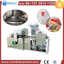 China Wholesale Websites Flat Lollipop Wrapping Machine/packing Machine