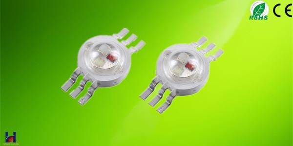 3 Watt High Power Epistar LED Module RGB