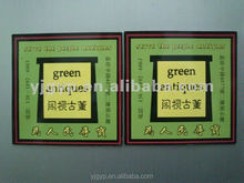 Free sample! Promotional square fridge magnet for advertisement