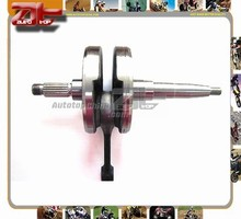 High Performance Motorcycle Enginge Parts Crankshaft For W/O GEAR & BEARING