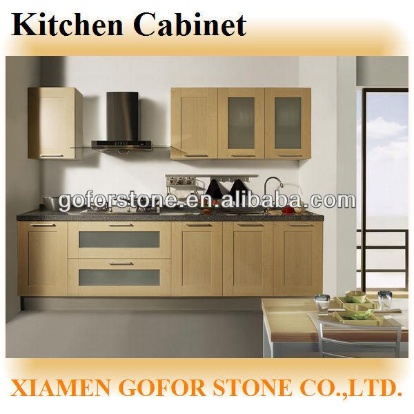 Caliente venta modernos gabinetes de cocina de haya de for Gabinetes de cocina de madera modernos