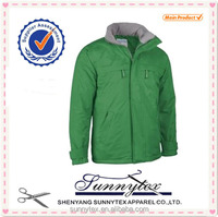 SUNNYTEX OEM Wholesale Mens Winter Clothes Warmer