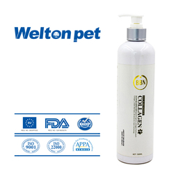 Collagen Fluffy Anti-allergic Bath Foam, excellent shampoo for dogs with sensitive skin