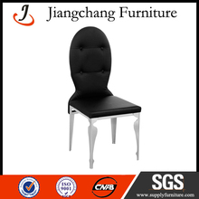 Luxury Comfortable Stainless Steel Chair Home Furniture JC-SS06
