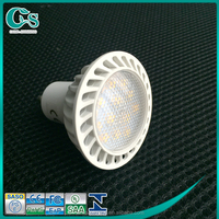 Factory price !!! New Aluminum+Plastic AC220-240V 5W GU10 led spotlight for sale