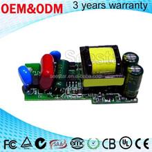 hot selling high quality pf>0.9 isolatad constant current 10w led driver 350ma 300ma 120ma