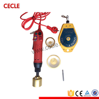 Easy operation manual cap sealing machine for different cap size in Wenzhou