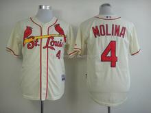 Wholesale St. Louis Cardinals Yadier Molina American Baseball Jersey