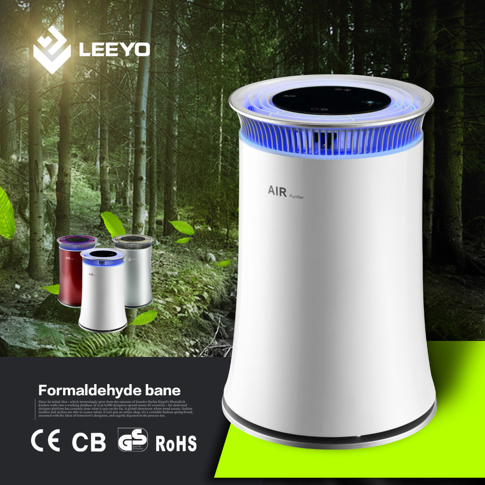 Commercial Air Cleaner Ionizer : Ionizer air purifier hepa filter industrial