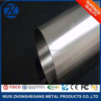 Both Inner and Outer Walls Polished Tube Inox 316L With Best Quality