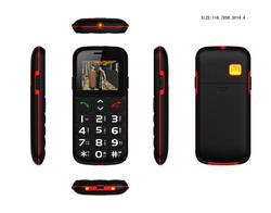 latest cheapest 1.77inch emergency phone sos button elderly best cell phone for elderly