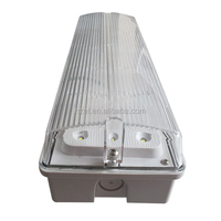 3W IP65 Led Rechargeble Auto Emergency Light