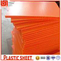 2mm 3mm virgin Corflute sheet manufacturer in Guangdong,China