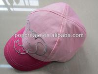 lovely cap with elephant emboridery
