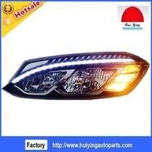 bus headlight,headlamp for Golden dragon, Kinglong, YUTONG