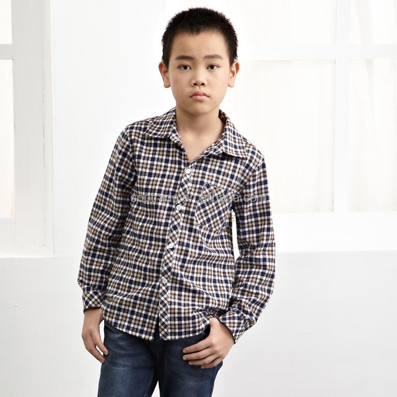 2015 sop latest shirt designs for boys wholesale long