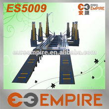 Es5009 alibaba fornecedor china ce caminhão barato máquina quadro/altura ajustável bancada/caminhão máquina armação