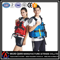 Multi-function EPE fishing foam life vest