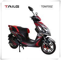 made in china dongguan tailg steel frame 800w 60v 150cc electric moto scooters