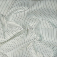 Dazzle!!! tight and smooth touch 100% polyester anti-static tricot lining fabric for cloth