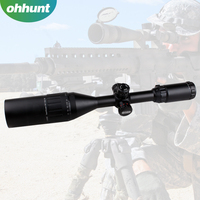 3-9X50mm Long red / green illuminated Tactical Sight hunting rifle scopes