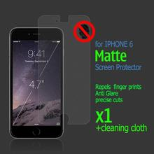 """4.7"""" Mate Screen Protector Cover for Apple iPhone 6 6s protective film Anti Glare film For iPhone 6 Air 4.7 Inch PE"""