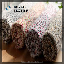 100% cotton becautiful bed sheeting woven printed fabrics