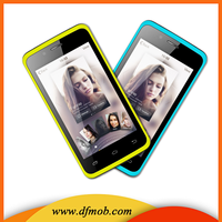 New Arrival Dual Core 4.0 INCH FWVGA Touch Screen Android 4.4 MTK6572 WIFI GPS Dual SIM Card 3G Low Cost Smart Phone K4001
