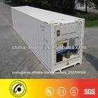 portador de poliuretano duplas container reefer