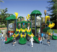 2015 Kaiqi All New Series Outdoor Playground for School Park Mall