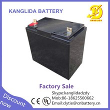 sealed type valve regulated lead acid ups battery 12v 42ah, deep cycle agm battery