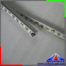 High quality 220v input voltage and 50,000h life LED aquarium bar, jewelry counter bar