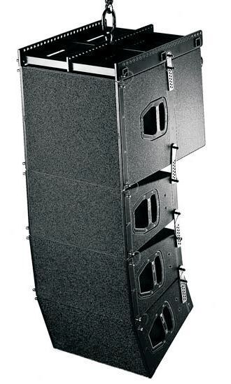 2016 горячей sales professional line array speaker