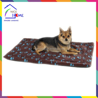 Soft fleece pet bed wholesale China