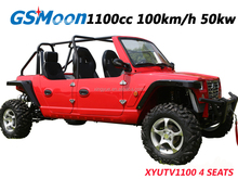 1100cc 4SEATS buggy with Chery Brand, EFI 4X4 Engine