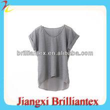 seda china wholesale importação camisetas de cânhamo