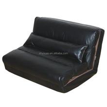 leather sofa B136
